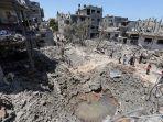 Israel Akan Kerahkan Kekuatan Penuh, 38.000 Warga Palestina Mengungsi thumbnail