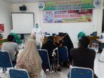444 Guru di Jeunieb Sudah Divaksin, Vaksinasi Berlanjut di Puskesmas, Kini Giliran Perangkat Desa thumbnail