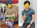 viral-penjual-nasi-kuning-mirip-artis-korea.jpg