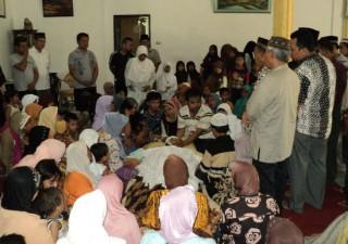 Bupati Aceh Singkil Meninggal