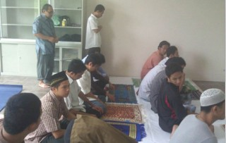 Mahasiswa Aceh Pelopori Masjid Kampus di Taiwan
