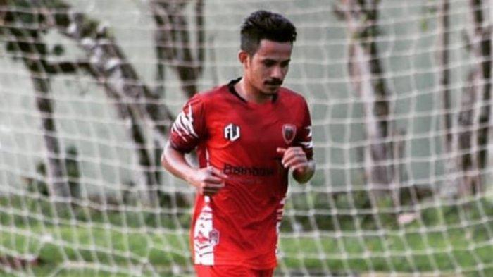 Fanky Pasamba Jadi Pemain dengan Perolehan Gol Terbanyak dalam Liga 3 Maluku