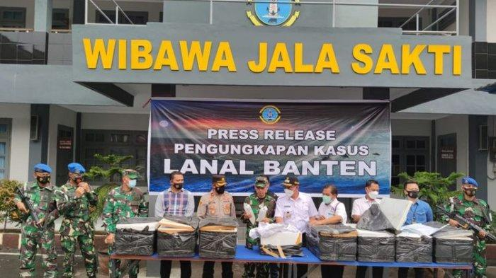 TNI AL Gagalkan Penyelundupan 77.971 Benih Lobster ke Vietnam