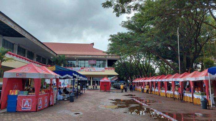 Dukung UMKM di Maluku, Alfamidi Branch Ambon Sediakan 30 Stand Bazaar
