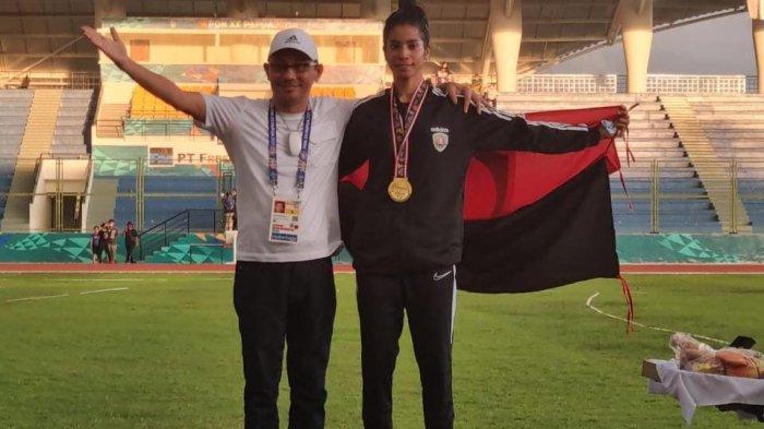 Alvin Tehupeiory Bakal Berlaga di Nomor Lomba 200 Meter Putri, Orno Minta Masyarakat Ikut Doakan