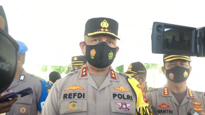 Ambon Kembali Zona Merah, Kapolda Maluku Minta Warga Tetap Jaga Prokes Meski Sudah Vaksin