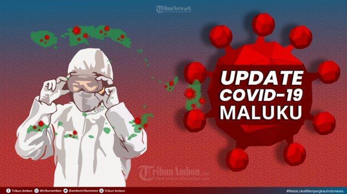 Update Corona di Maluku: 9 Sembuh, 2 Meninggal dan 2 Kasus Baru Per 4 April 2021