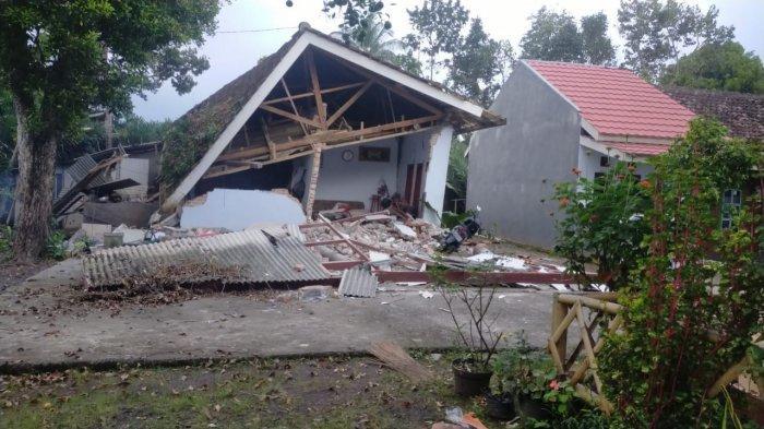 BMKG: Buruknya Struktur Bangunan Ikut Jadi Penyebab Ribuan Rumah Rusak di Malang