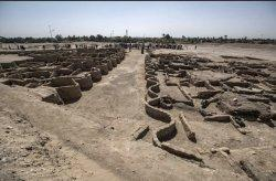 Kota Emas Firaun Mesir yang Hilang 3.000 Tahun Lalu Ditemukan, Begini Penampakannya