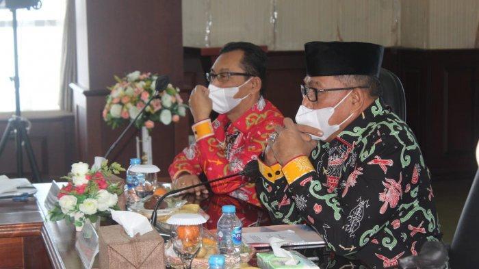 Doni Monardo Hubungi Gubernur Minta Awasi Pembangunan Rumah Terdampak Gempa Maluku