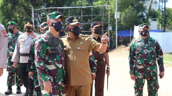 Murad Ismail Tinjau Kesiapan Pengamanan Kunjungan Wapres di Maluku