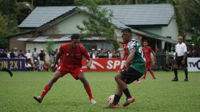 MALUKU: Laga final liga 3 Maluku, Maluku FC kontra Gemba FC, Selasa (12/10/2021) sore.