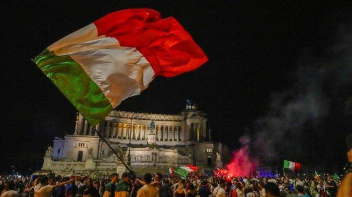 Melalui Trofi Juara Euro 2020, Italia Ingin Obati Kenangan Pahit tentang Covid-19