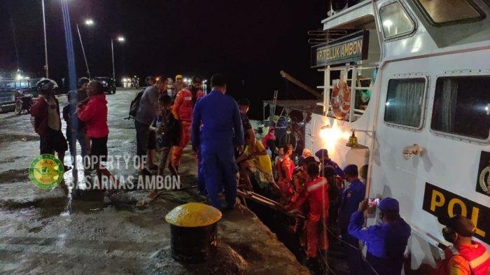 Berikut Daftar Nama Penumpang KM Jervai yang Mati Mesin di Perairan Maluku