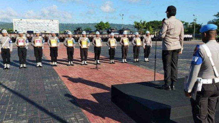 13 Polisi di Maluku Diberhentikan Secara Tidak Hormat, Terlibat Asusila hingga Terlantarkan Keluarga