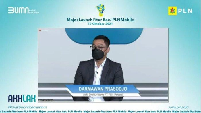 Wakil Direktur Utama PLN, Darmawan Prasodjo.