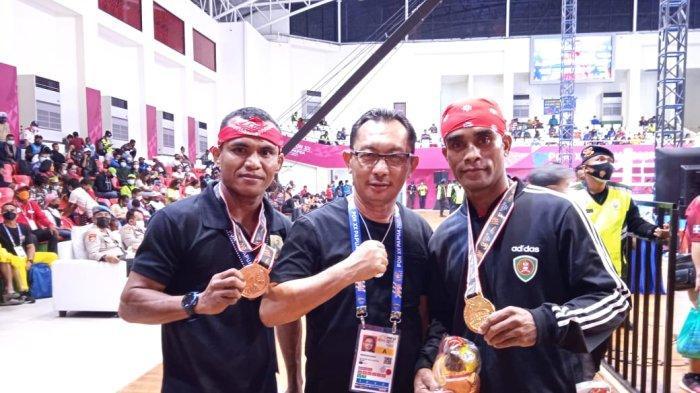 3 Petinju Maluku Persembahkan Medali pada Ajang PON XX