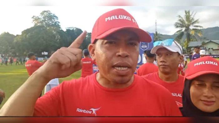 Maluku FC Diminta Jaring Pemain Klub Peserta Liga 3 Maluku untuk Putaran Nasional, Ini Respon Saidna