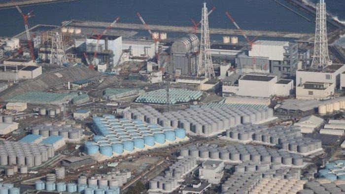 Jepang Akan Buang 1,25 Juta Ton Air Limbah Nuklir Fukushima ke Laut
