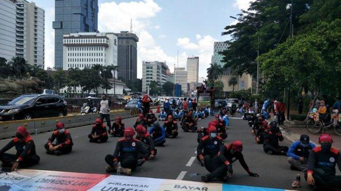 LBH Jakarta Kritik Alasan Polisi Tangkap Mahasiswa dalam Aksi Hari Buruh