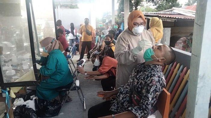 Rapid Antigen Gratis bagi Peserta SKD CPNS Lingkup Pemprov Maluku Dimulai 16 September
