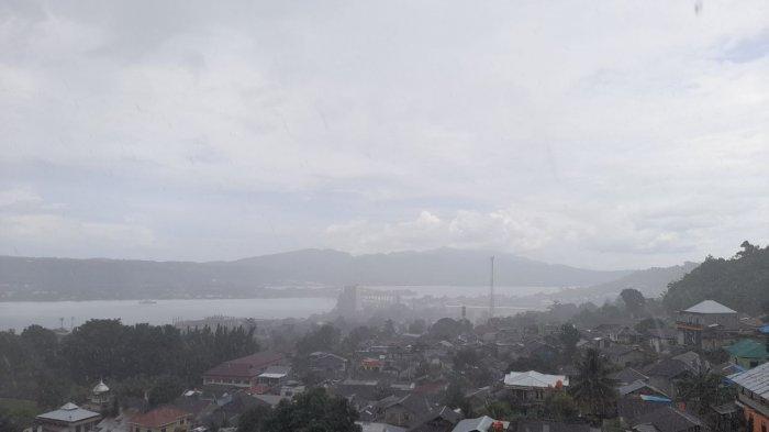 Prakiraan Cuaca Per 22 April 2021, Kota Ambon Kembali Diguyur Hujan Ringan hingga Sedang