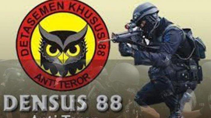 Teroris Makassar Punya Grup WA Bernama Batalyon Imam