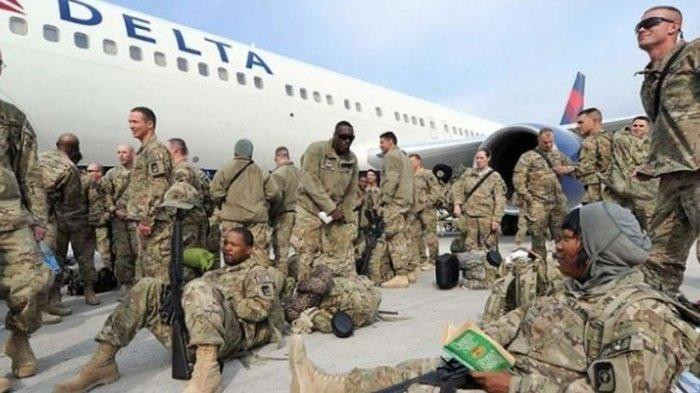 11 September Mendatang Seluruh Tentara AS di Afghanistan Bakal Ditarik