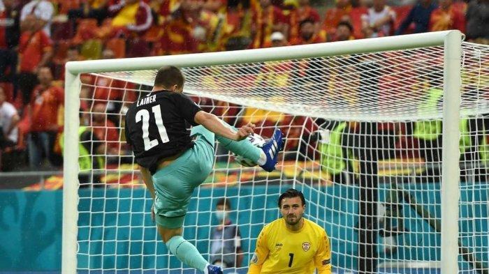 Hasil Austria Vs Makedonia Utara, David Alaba dkk Amankan 3 Poin!