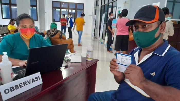 Vaksinasi ODGJ di Ambon Lancar, Baru 11 Peserta yang Disuntik