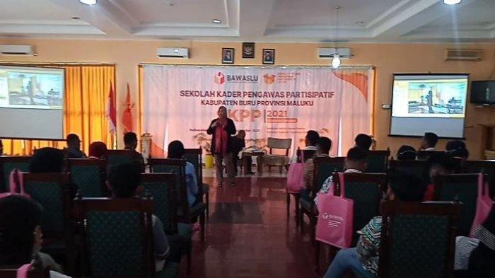Sasar Kaum Milenial di Sekolah Kader Pengawas Partisipatif, Umasugi; Kawal Demokrasi