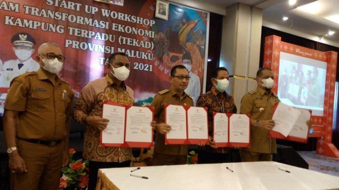 Kabupaten SBT Terpilih Masuk Program Tekad Kementerian Desa PDT dan Transmigrasi