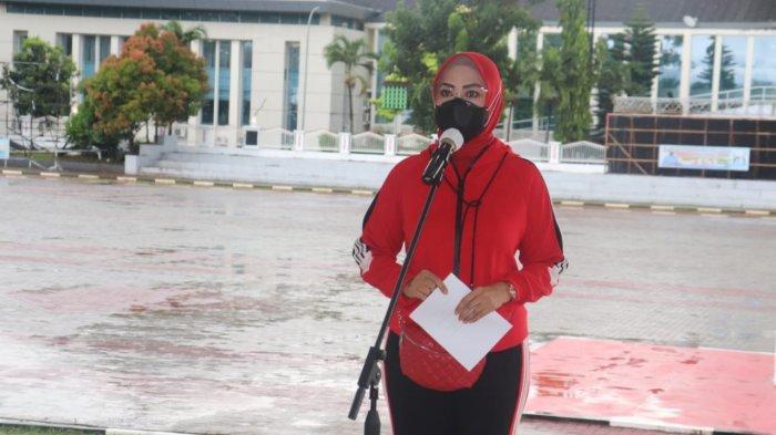 Istri Gubernur Murad Ismail: Sebagai Ina Latu Maluku Saya Bertanggung Jawab