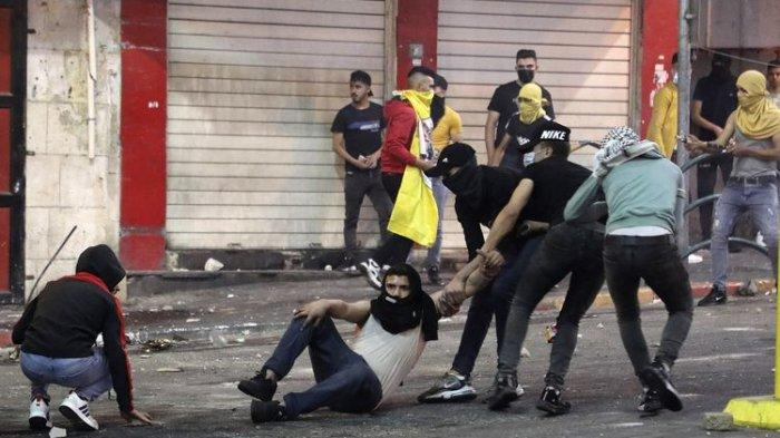 Konflik Israel-Palestina Memanas di Tepi Barat, 4 Tewas 100 Luka-luka