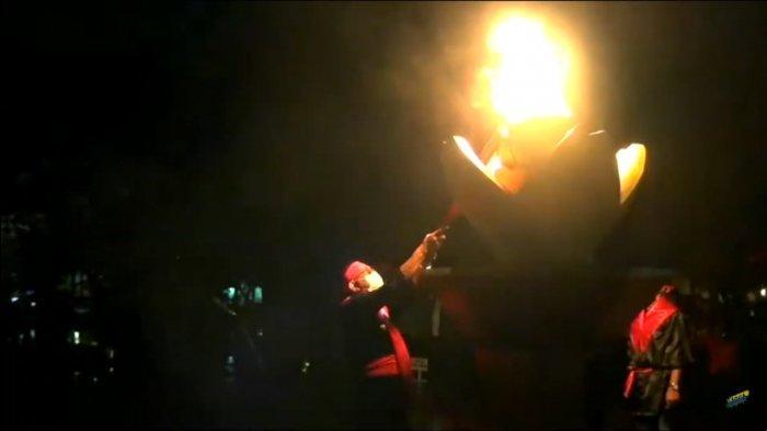 Peringatan Hari Pattimura ke-204 di Ambon, Ini Isi Janji Apel Kehormatan Dan Renungan Suci