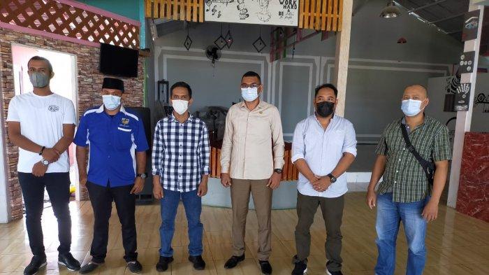 KNPI Bersama TNI-Polri Siap Amankan Pilkades Serentak 2021 Di Pulau Buru