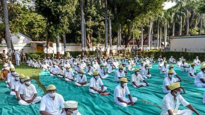 Narapidana India Pilih Tetap di Penjara, Takut Kena Covid-19 Jika Bebas