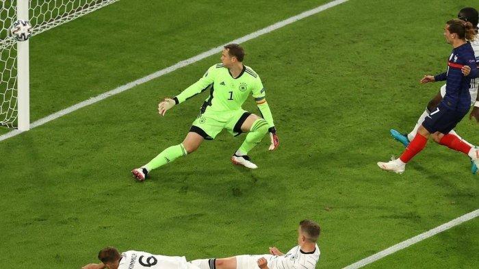 Hasil Perancis Vs Jerman, Juara Dunia Mulai Euro 2020 dengan Sempurna