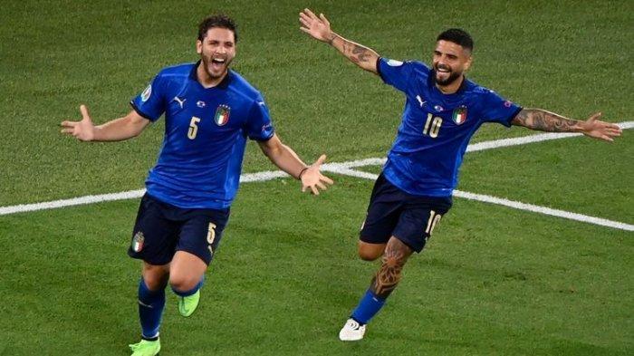 Setelah Ronaldo, Bintang Kemenangan Italia Ikut Geser Botol Coca-Cola