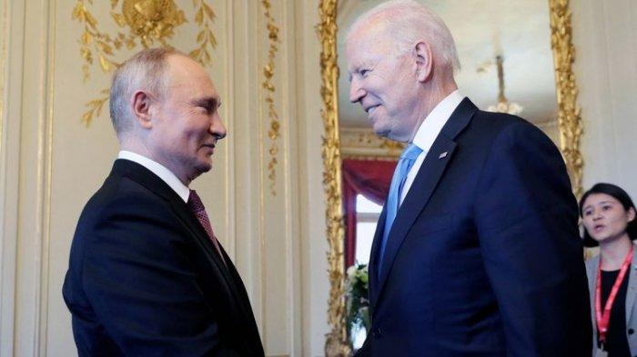 Akhirnya Bertemu, Biden; Hal Terakhir yang Diinginkan Putin adalah Perang Dingin