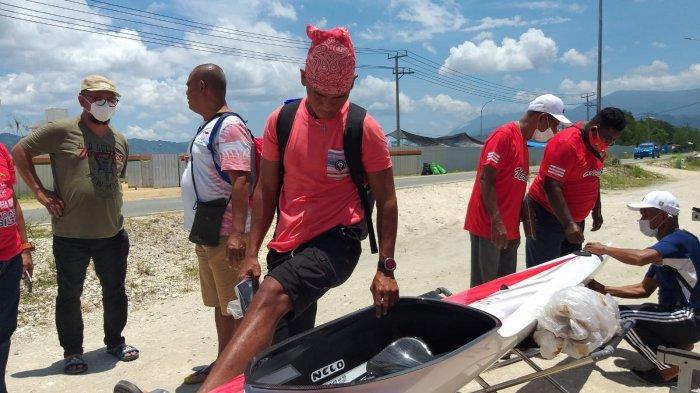 Atlet Dayung Maluku Optimis Bakal Persembahkan yang Terbaik di PON XX Papua