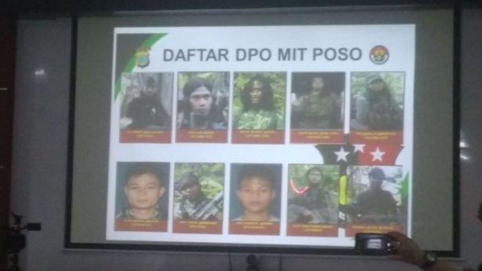 Polri Minta 6 DPO Teroris MIT di Poso Serahkan Diri