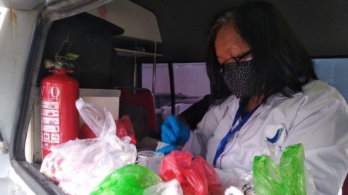 Cegah Penggunaan Bahan Berbahaya, BPOM Ambon Uji Sampel Makanan Berbuka Puasa