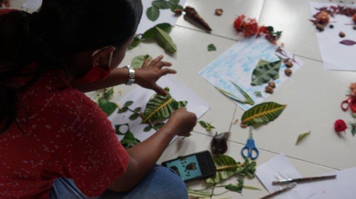 Heka Leka – WEA Latih Guru PAUD Manfaatkan Sampah Jadi Alat Peraga