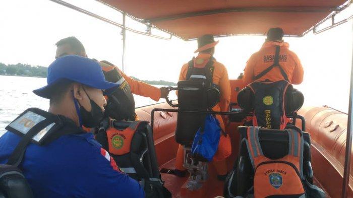 Nelayan Hilang di Pulau Buru Belum Temukan, Pencarian Menyisir Teluk Bara Hingga Utara Laut Sanana