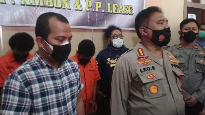 Pelaku Anak Divonis 4,6 Tahun, Jaksa Limpahkan Berkas Pelaku Utama Pembunuhan JMP di PN Ambon