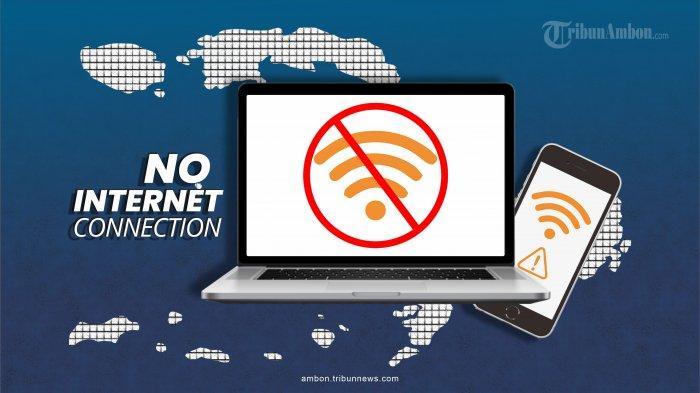 Imbas Gangguan Internet di Pelayanan Publik, Pemkot Ambon Alihkan Jaringan