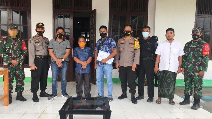 Bupati Majene Terima Bantuan dari Kapolda Maluku dan Pangdam Pattimura