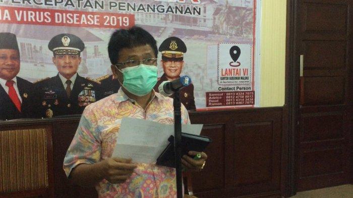 Wajib Rapid Test Antigen di Lingkup Kantor Gubernur Provinsi Maluku