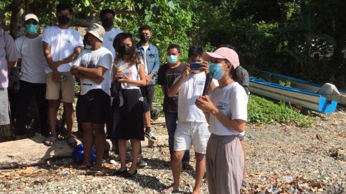 Tumpukan Sampah di Pesisir Pantai Seilale Sempat Viral di Sosmed, the Mulungs Turun Aksi